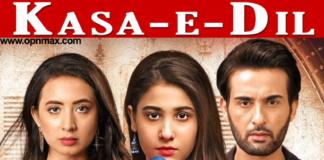 Kasa e Dil Episode 24- 12th April 2021- GEO TV
